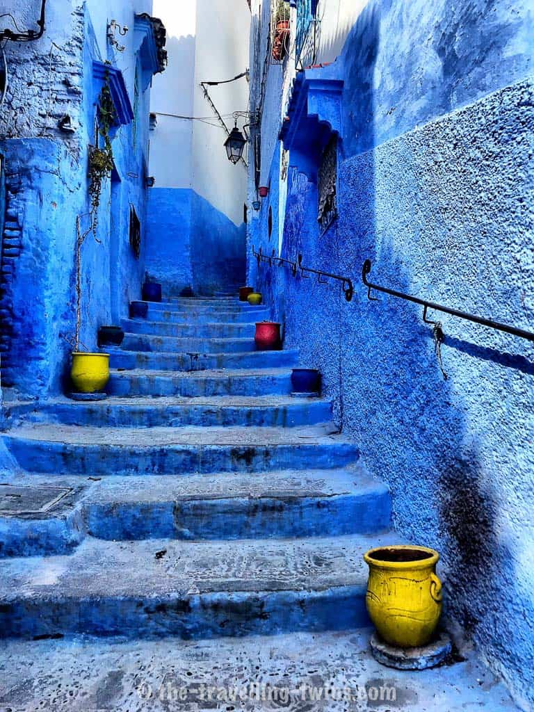 Medinas of Morocco - the blue city of Morocco