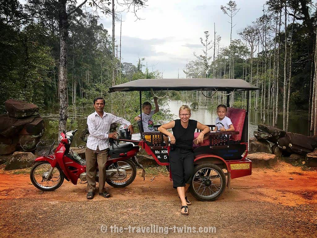things to do in Siem Reap with kids - make sure that you will hire a good tuk-tuk driver,  siem reap tours,  cambodia beach resorts,  best siem reap hotels,  bangkok to siem reap flights,  bangkok to siem reap flight
