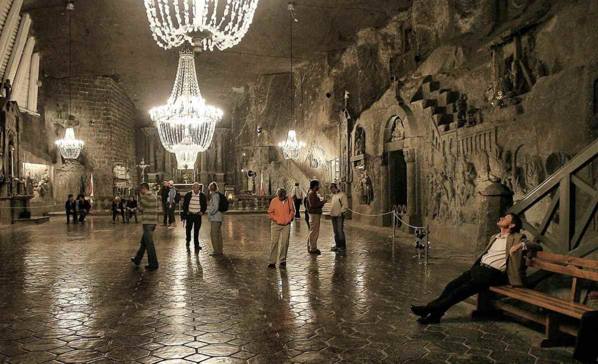 things to see in krakow with kids - wieliczka - day trip out of krakow