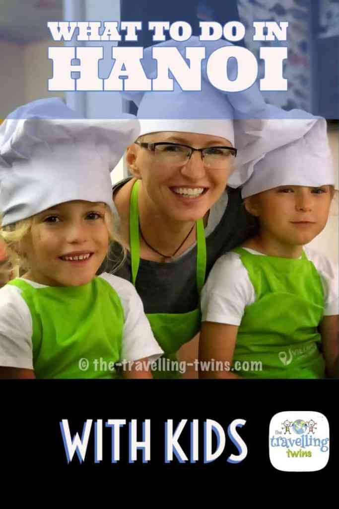 family holiday in vietnam hanoi with kids