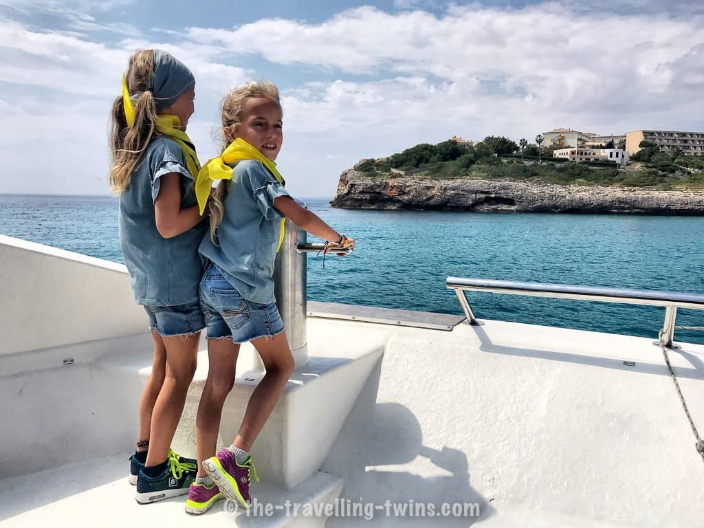 boat trip mallorca, majorca family holidays, Family Friendly Boat trip