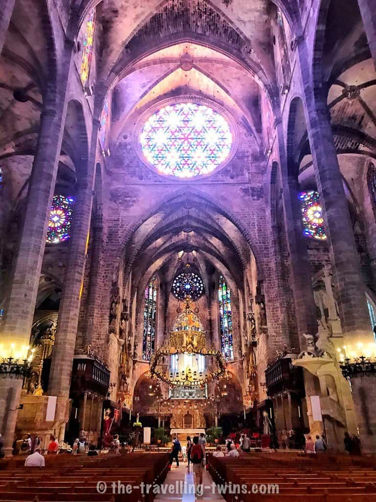 majorca attractions, Mallorca attractions - visit in Palma Cathedral