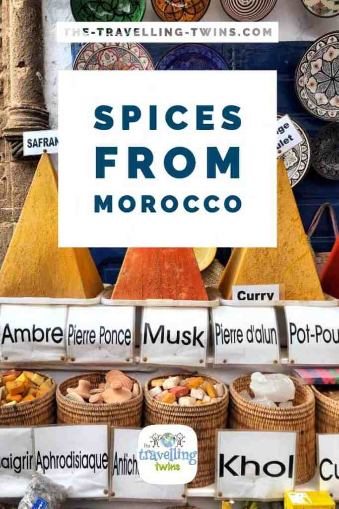 moroccan spices what should you try, what should you bring to home, best spices in Morocco moroccan spice