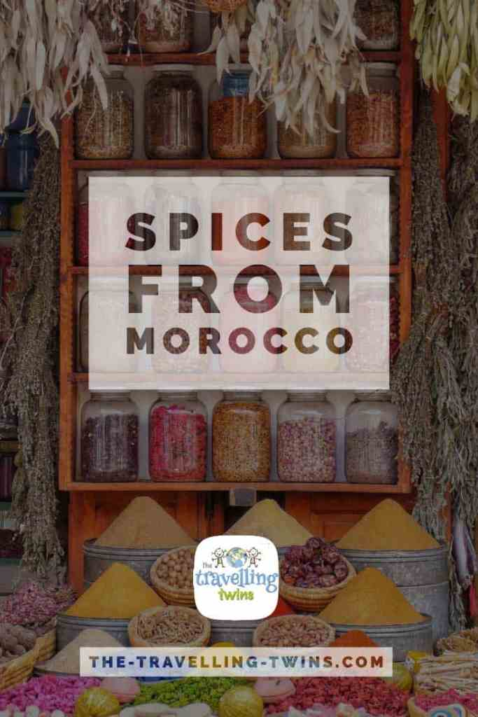 What spices to bring from Morocco, Whats spices Moroccan use ras el hanout
