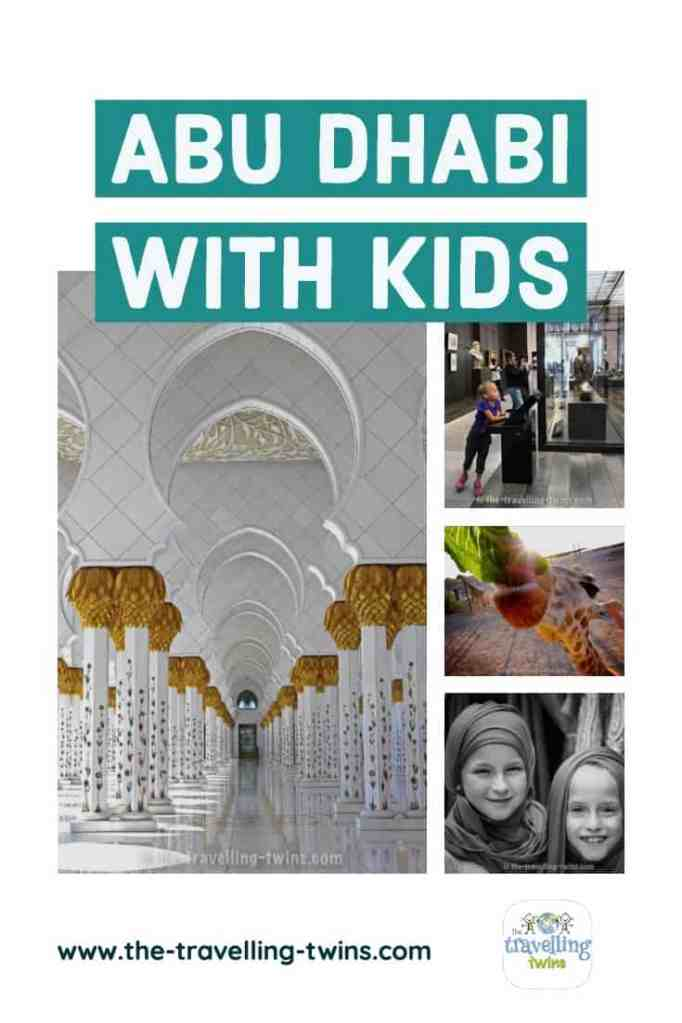 Abu Dhabi with kids, what to do? what to see?