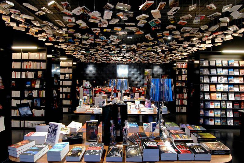 cook and book - bookstore in the world