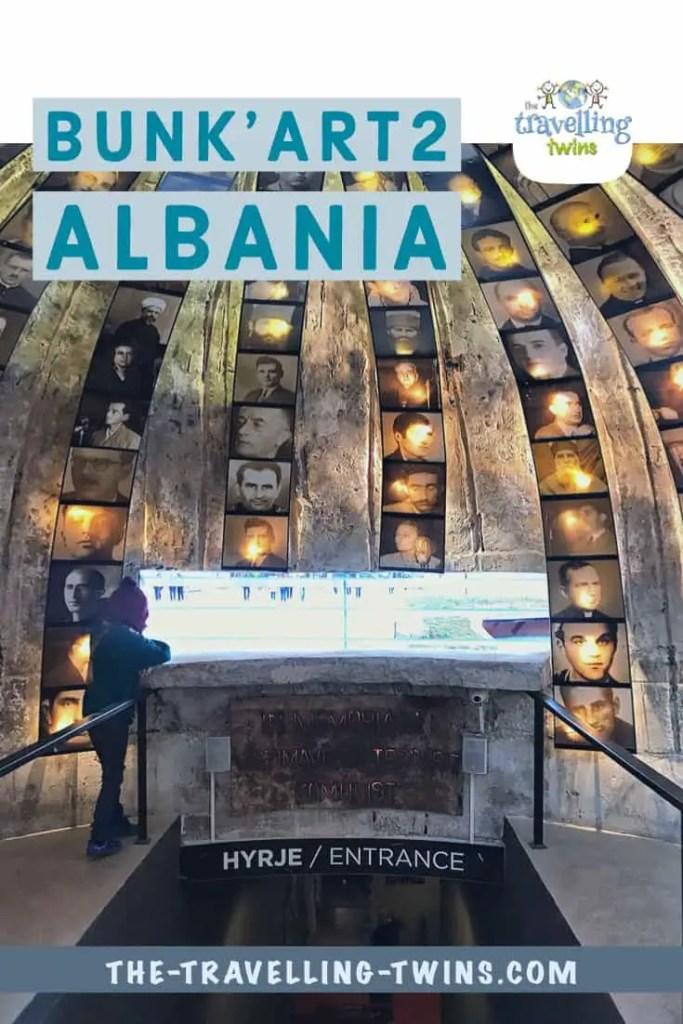 bunkart2 tirana albania