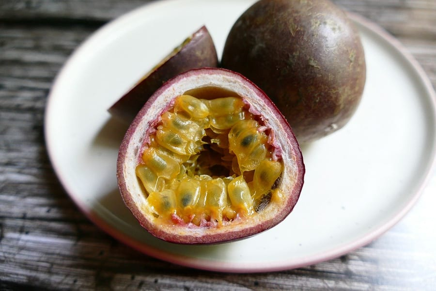 passion fruit - maracuja very popular in Sri Lanka - you must try one,