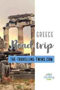 Greece Road Trip - pin it