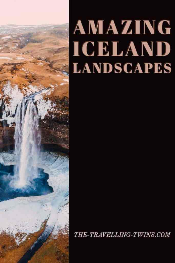 Icelandic landscapes - pin it