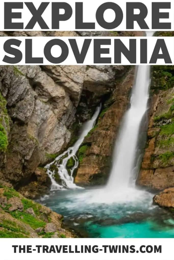 explore slovenia - pin nova gorica, lake bled, slovenia castle, piran, ptuj, predjama castle