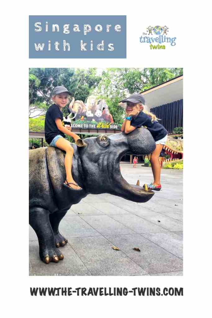 Singapore with kids, singapore kids