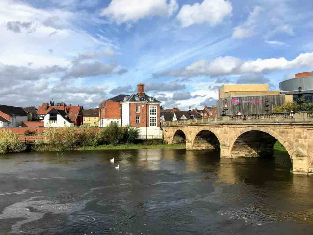 what to do in Shrewsbury - go and See a Play in Theatre Severn, Visit Shropshire things shropshire activities shrewsbury