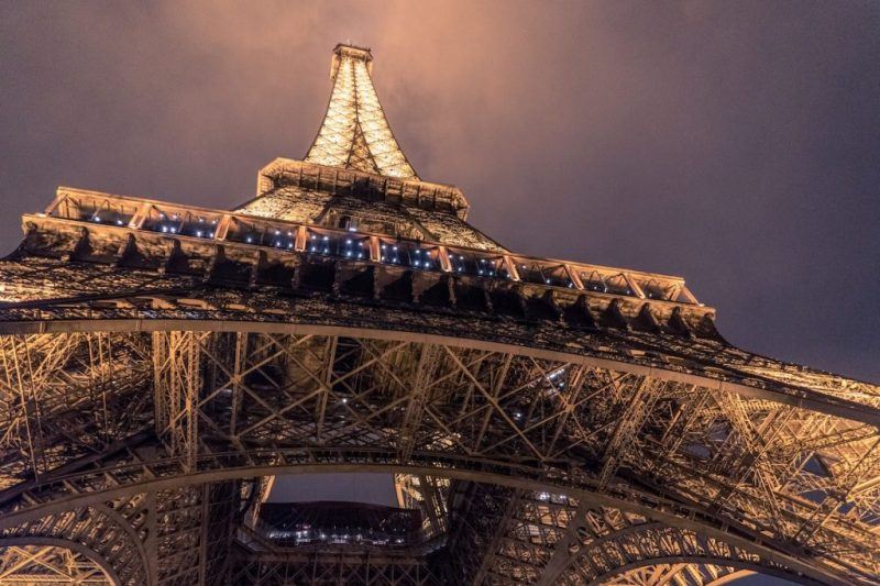 Eiffel Tower – Paris France