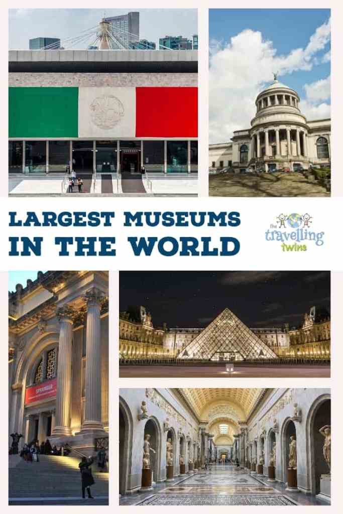largest museums in the world