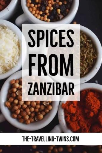 Spices From Zanzibar Tanzaniz,   east Africa black pepper