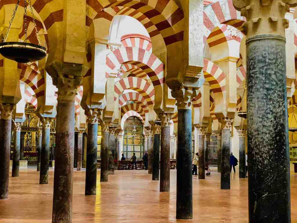 historic sites great mosque - the place to visit Spain, Landmarks in Spain - Mezquita Cathedral de Cordoba