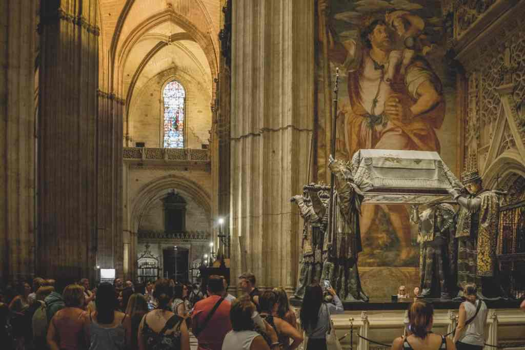 Spain - Seville Cathedral