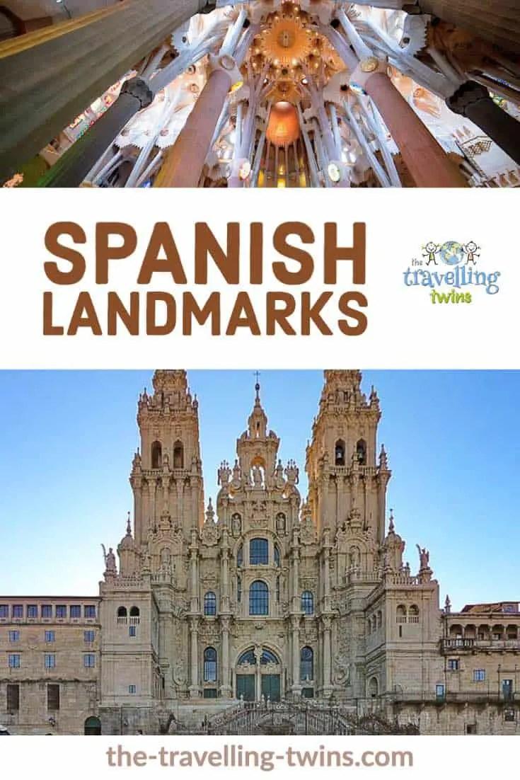 spain landmarks