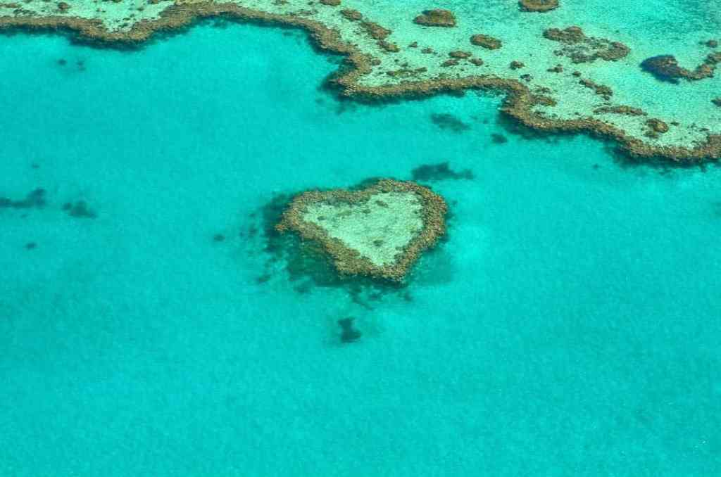 Great Barrier Reef Landmarks in Australias