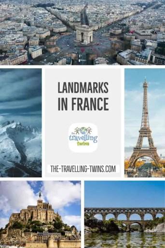 Landmarks in France