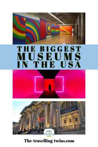 Largest museums in the USA Los Angeles
