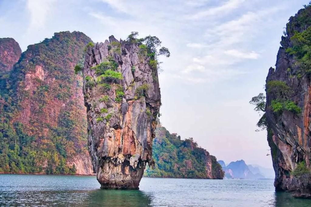 Khao Phing Kan James Bond island