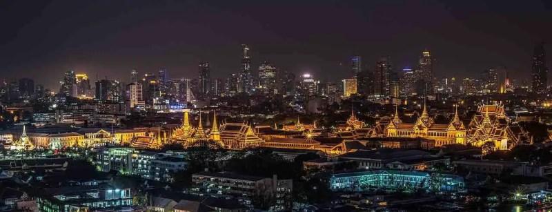 Thailand the grand palace thailand