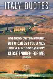 Quotes about Italy quotes