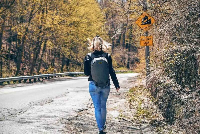 anti theft travel backpacks