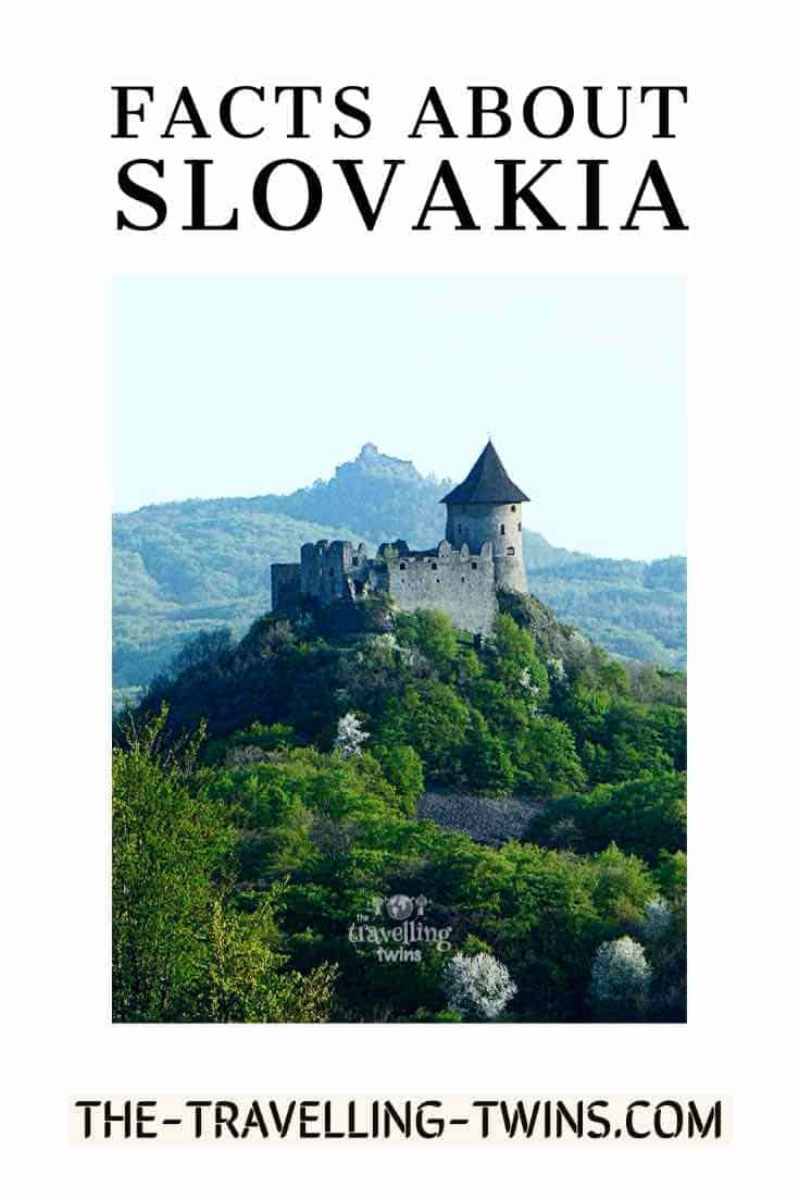 Facts about Slovakia