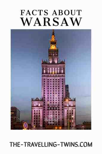 Facts about capital of Poland