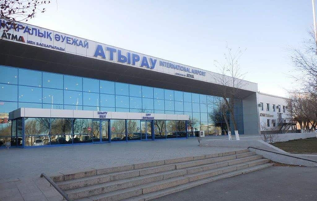 Atyrau Cities On Two Continents