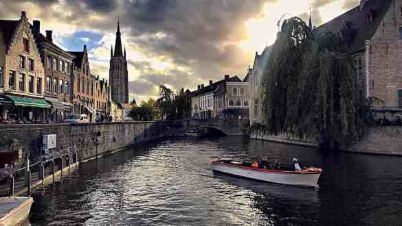 bruges - facts about belgium