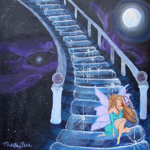 Passage Through Starlight by Michelle Morine