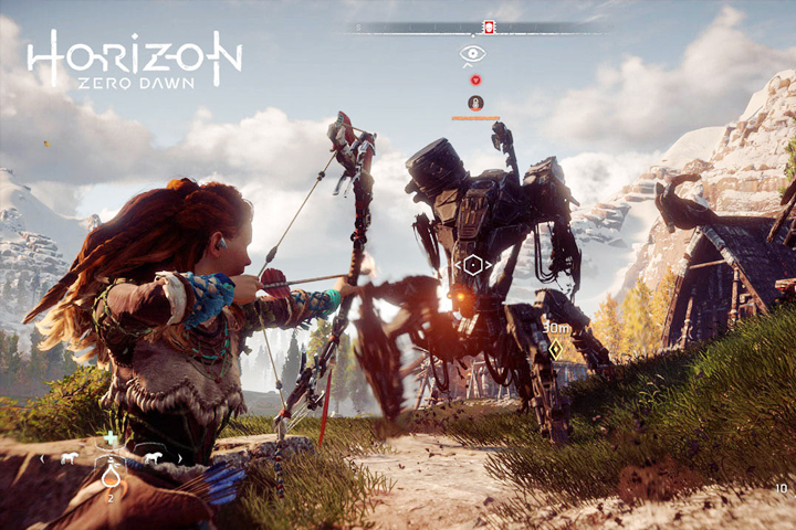 May Favourites - 2017 Horizon - Zero Dawn