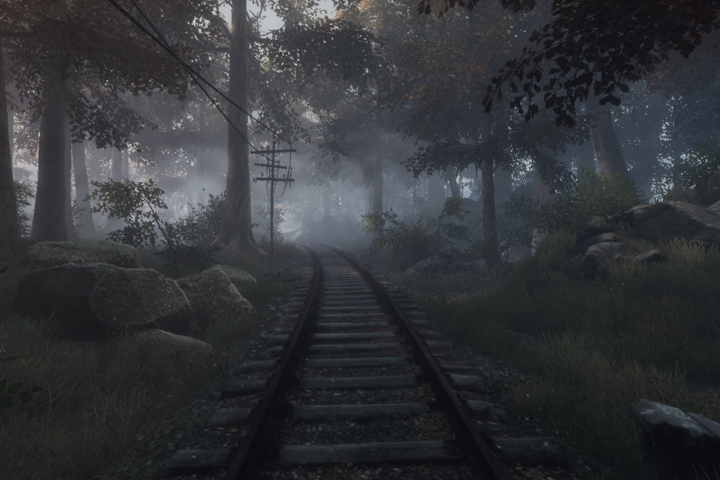 Ethan Carter Screengrab - it's pretty moody though