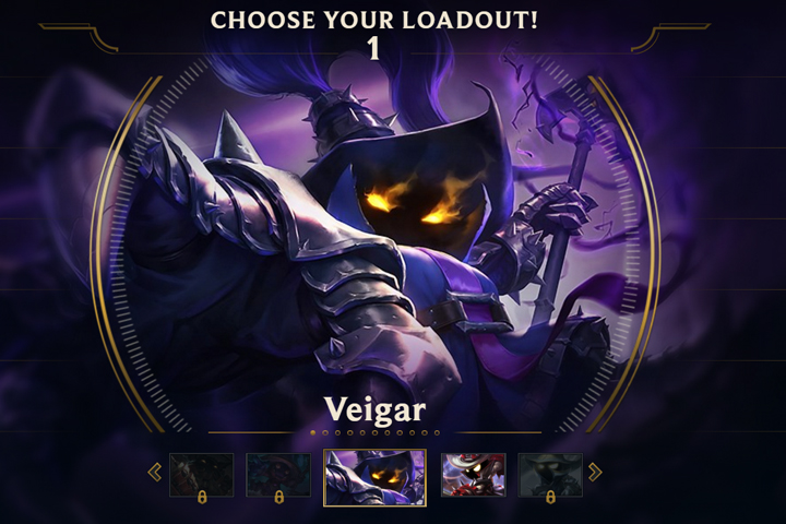 Veigar - League of Legends