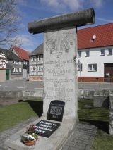 "<h5>Thanks Wikswat</h5><p>""<a href=""http://commons.wikimedia.org/wiki/File:Mauerdenkmal_in_Silberhausen.JPG#mediaviewer/File:Mauerdenkmal_in_Silberhausen.JPG"" target=""_blank"" >Mauerdenkmal in Silberhausen</a>"" von Wikswat - <span class=""int-own-work"">Eigenes Werk</span> (Originaltext: eigenes Foto). Lizenziert unter <a href=""http://creativecommons.org/licenses/by-sa/3.0"" title=""Creative Commons Attribution-Share Alike 3.0"""" target=""_blank"" >CC BY-SA 3.0</a> über <a href=""//commons.wikimedia.org/wiki/"""" target=""_blank"" >Wikimedia Commons</a>.</p>"