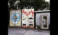 """<h5>Marzahner Chaussee</h5><p>Marzahner Chaussee 50 <strong>Qbe Hotel Heizhaus (1/2)</strong> © <a href=""""https://www.instagram.com/p/BU_AJHAgErN"""" target=""""_blank"""">Sarah-Scarlett/Instagram</a><br>Datum der Aufnahme: 2017                                                   </p>"""