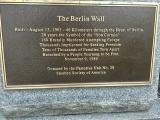 "<h5>Thanks Vereinigung Erzgerbirge</h5><p>Section of the Berlin Wall at the Vereinigung Erzgebirge in Warminster, PA, USA.  © <a href=""http://veclub.org/"" target=""_blank"" >Vereinigung Erzgebirge/Dave Kearney</a></p>"