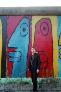 Berlin Wall Thierry Noir