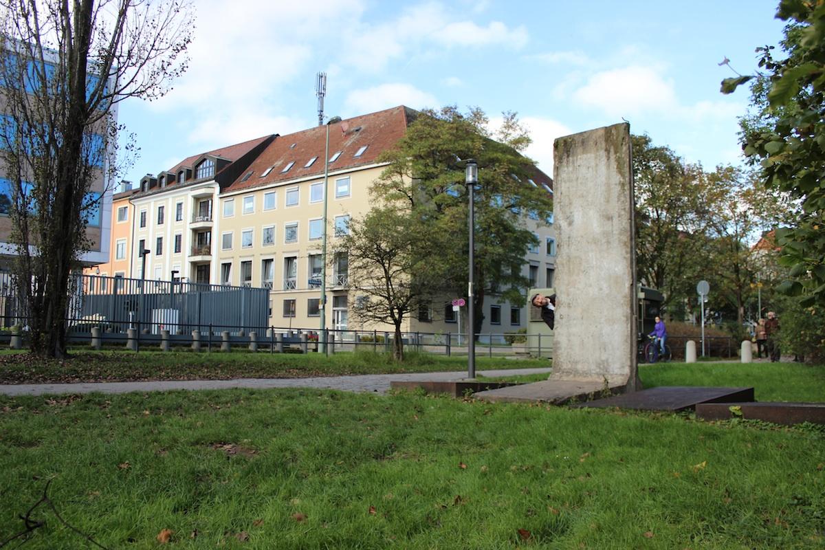 Berliner Mauer in München