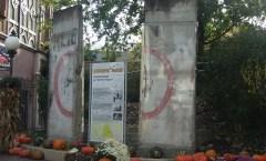 Berliner Mauer in Rust