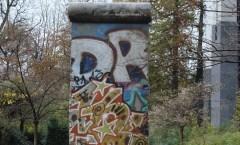 Berliner Mauer in Brüssel