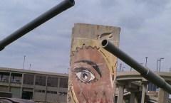 Berliner Mauer in New York City