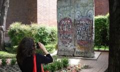Berliner Mauer in Dallas