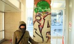 Berliner Mauer in Chicago