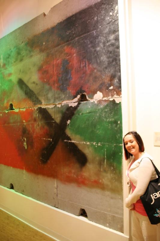 Berliner Mauer in London