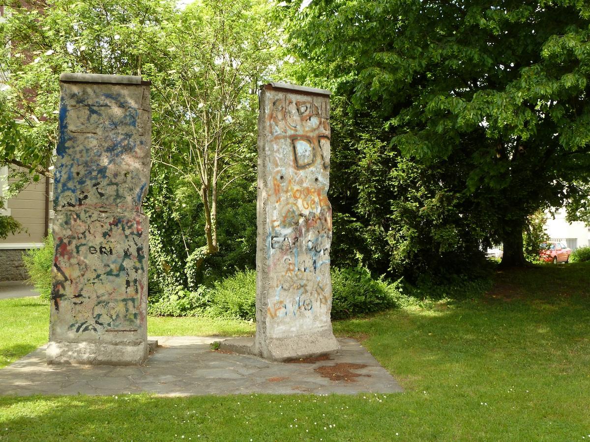 Berliner Mauer in Oberkirch